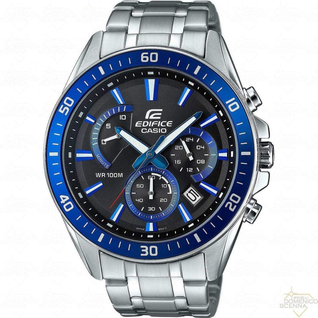 Migliori orologi uomo - Casio Edifice