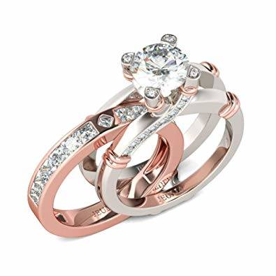 Miglior Anello di fidanzamento fascia alta - Jeulia