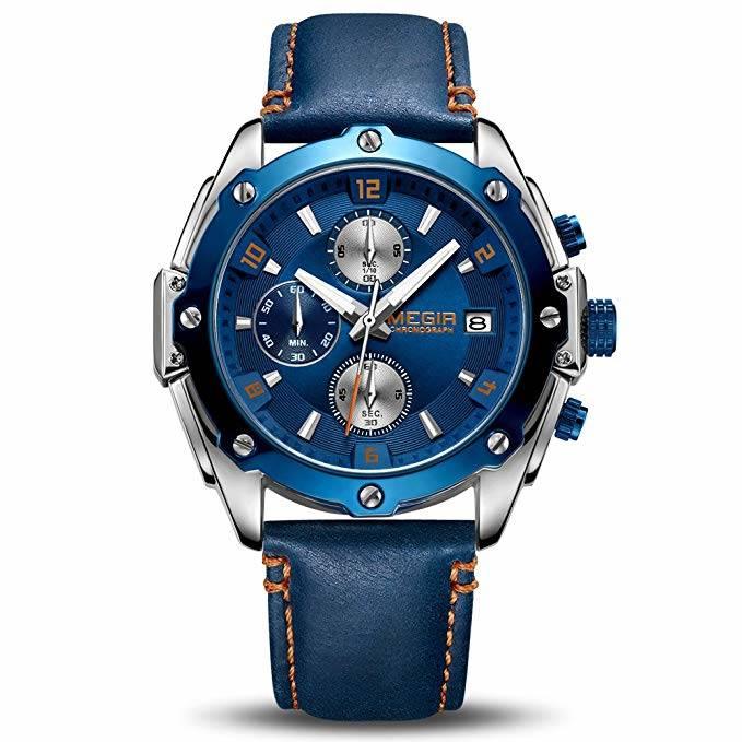 Migliori orologi uomo - Megir ML2074