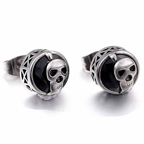 Migliori orecchini uomo - YL AE00126A