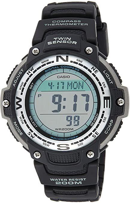 Orologi uomo subacquei: Casio SGW-100-1VEF