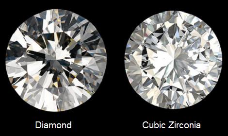 Differenza tra zirconia e brillante