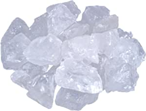 Pietre grezze non trattate in cristallo di rocca, 100% naturali, da 300 grammi, fonte di vita