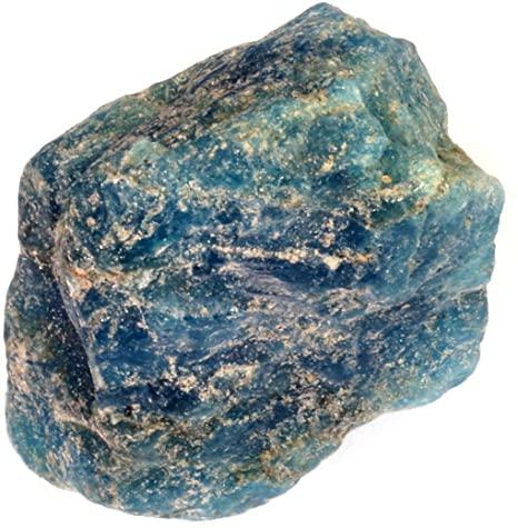 Cristallo curativo blu Apatite