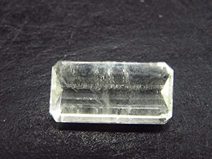 Gem Ambligonite Gem Cut Stone dal Brasile – 1.50 ca